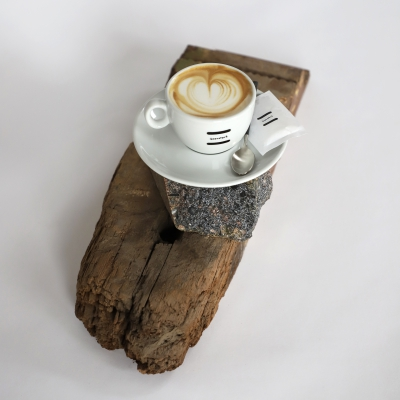 IJzersterk cappuccino
